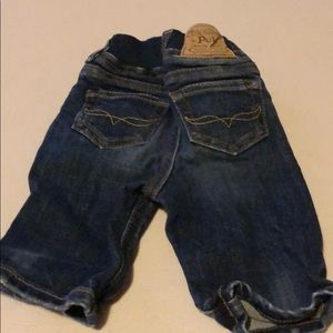 Polo jeans for baby